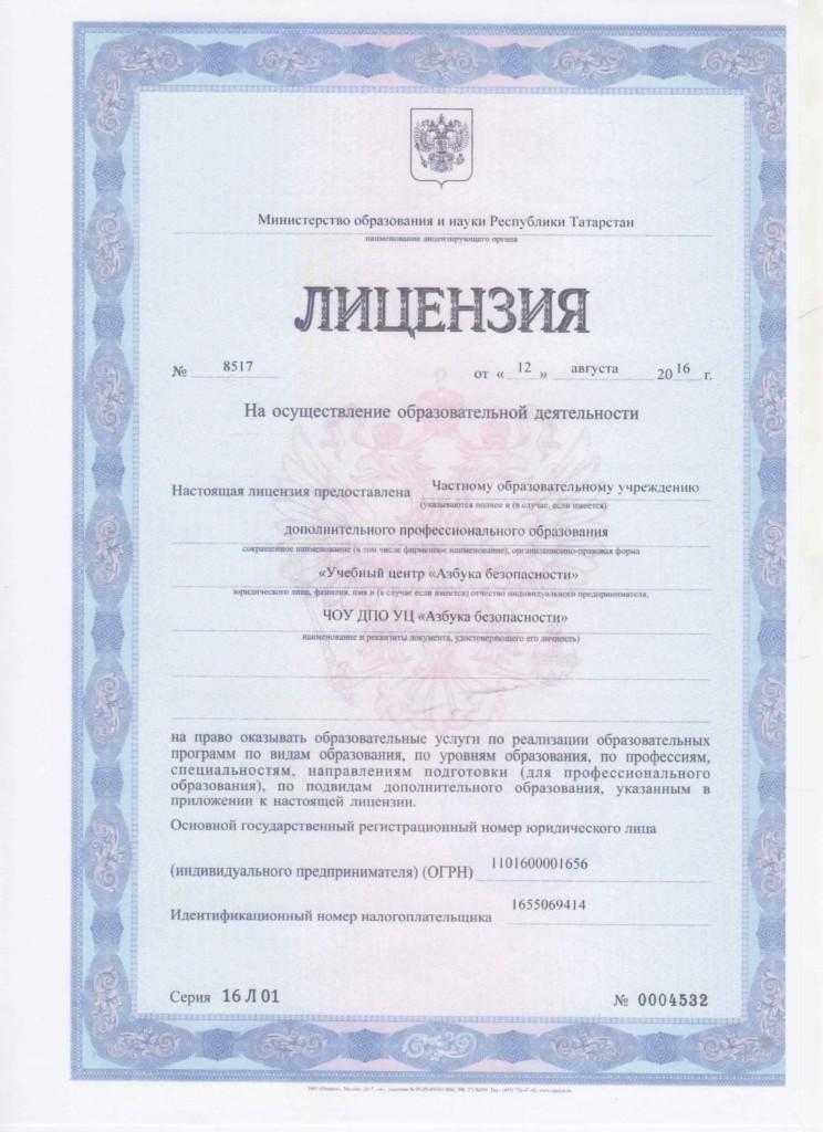 Лицензия новая001
